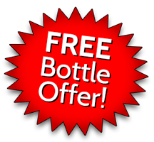 Green Coffee Bottle Offer